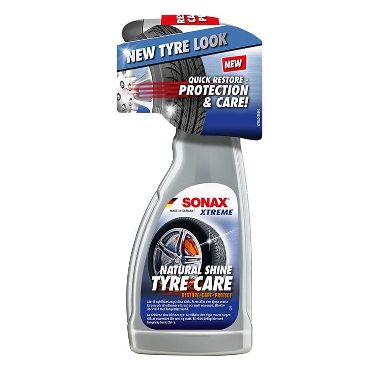 SONAX XTREME NATURAL SHINE TYRE CARE
