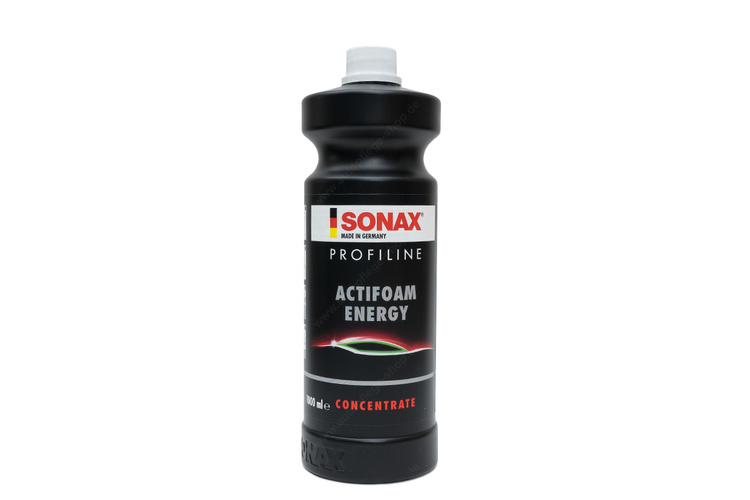 SONAX PROFILINE ACTIFOAM ENERGY - SNOW FOAM SHAMPOO 1L