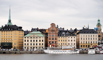Prestigious virtual business address in Stockholm with mail scanning