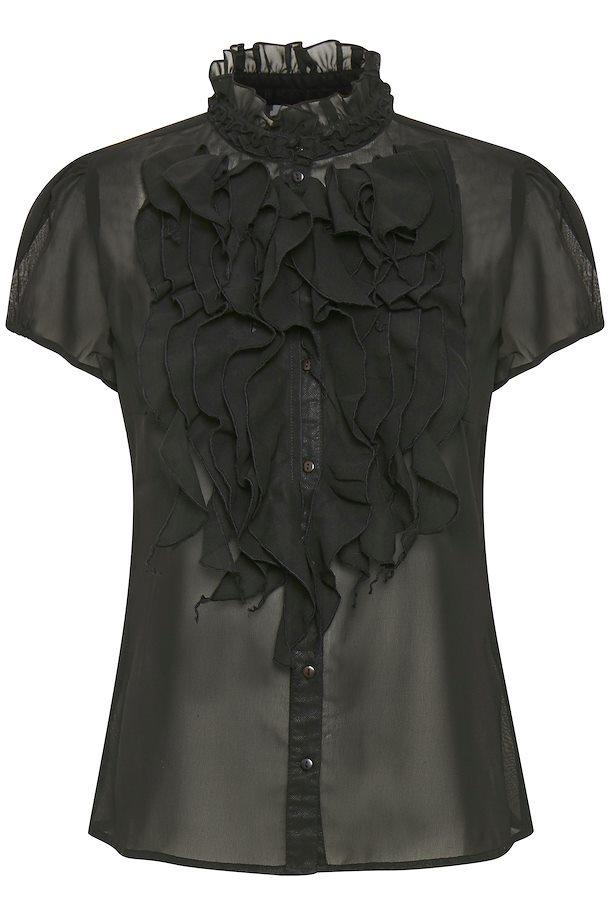 Saint Tropez kortärmad skjorta Large