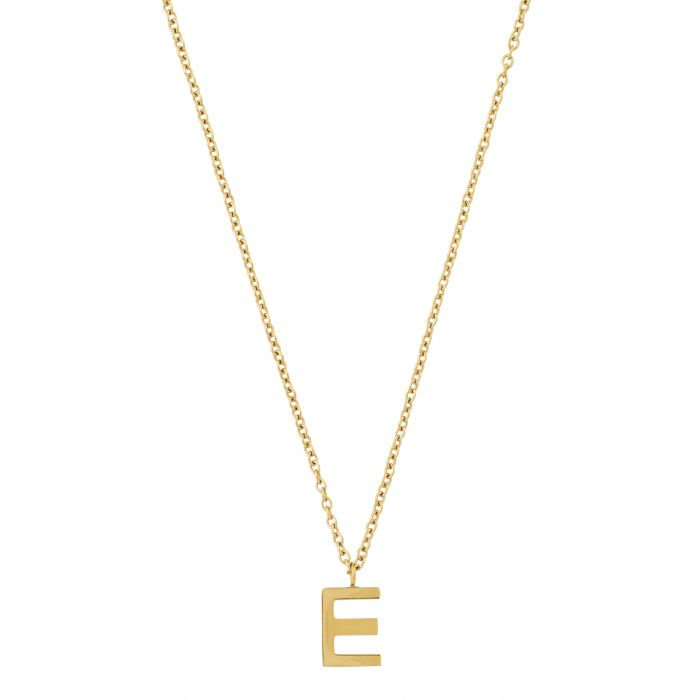 Halsband Letter gold