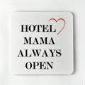 "Magnet "" Hotel mama..."""