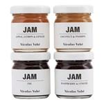 Presentförpackning marmelad 4-pack