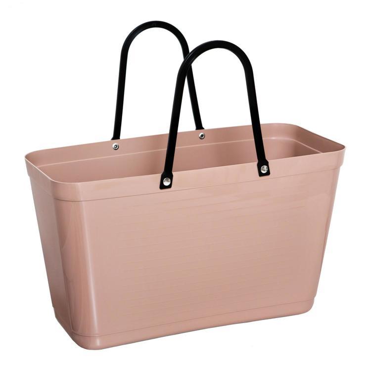 """Hinza väska """"Green"""" Nougat"""