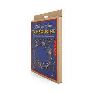 Tamburin-bygg din egna