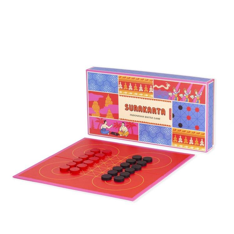 Surakarta spel från Kikkerland