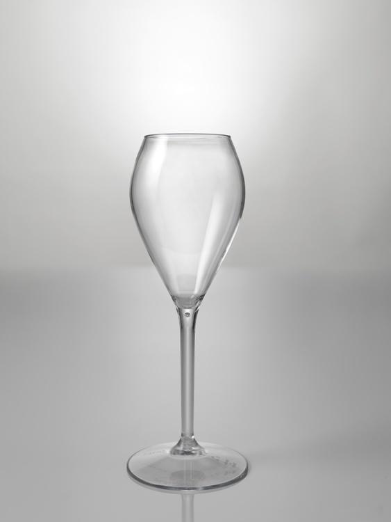 Champange/Vittvinsglas i Tritan