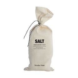 French sea salt Nicolas Vahè