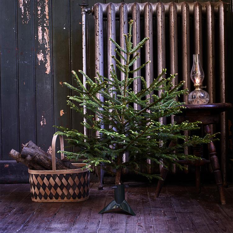 Julgransfot för bordsgran Strömshaga