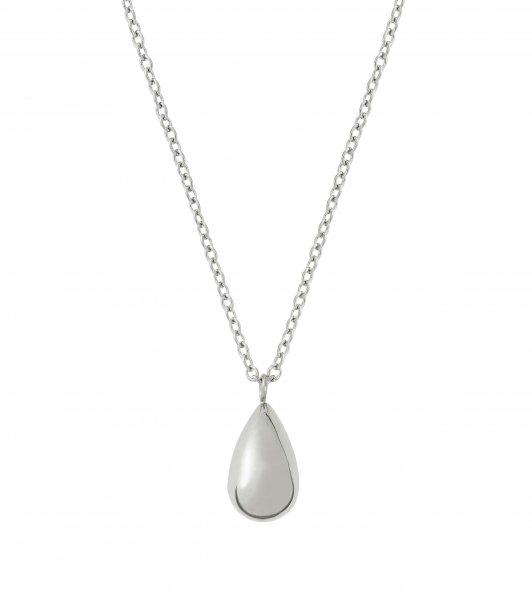 Drop Mini Necklace Steel