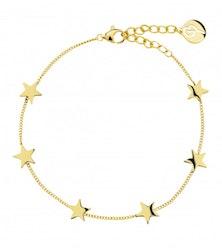 Armband Sirius multi gold