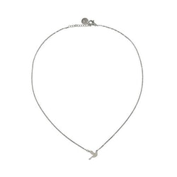Dove necklace steel
