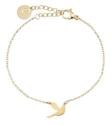 Dove Bracelet gold