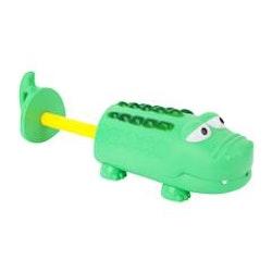 Krokodil vattenspruta