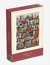 "Martin Schwartz ""Berlin"" 1000bitar"