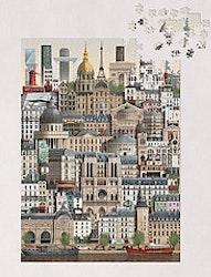 """Martin Schwartz """"Paris"""" 1000bitar"""