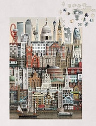 "Martin Schwartz ""London"" 1000bitars"