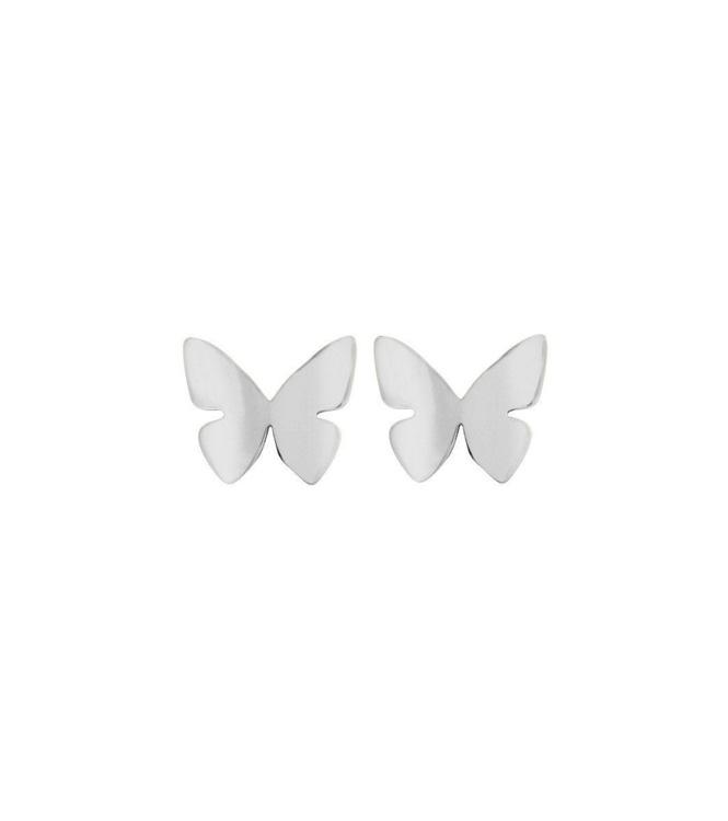 Papillion Edblad örhänge barn stål