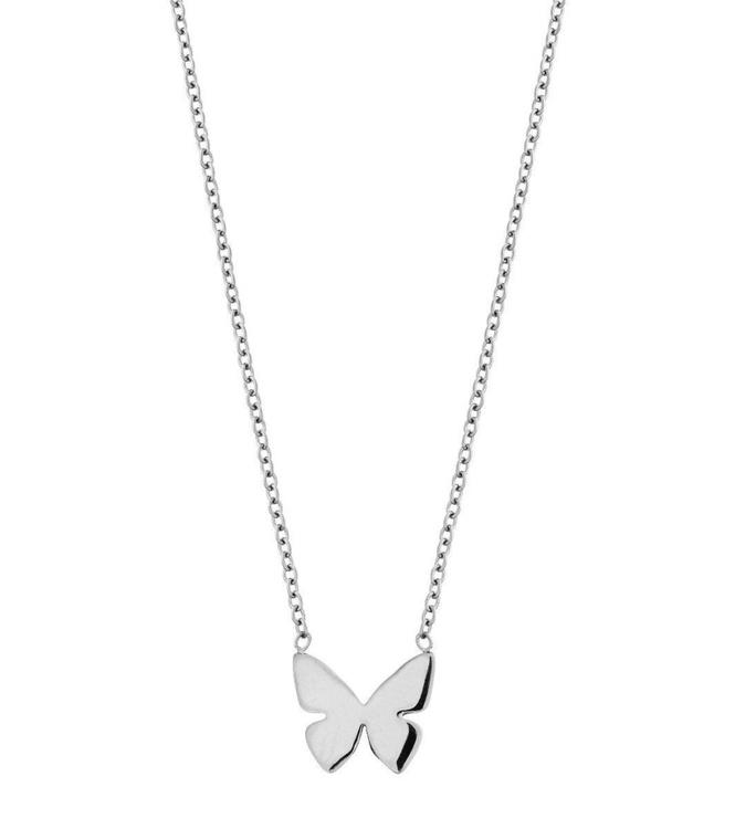 Papillion Edblad halsband stål
