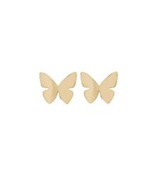 Papillion Edblad örhänge guld