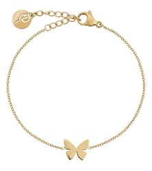 Papillion Edblad armband guld