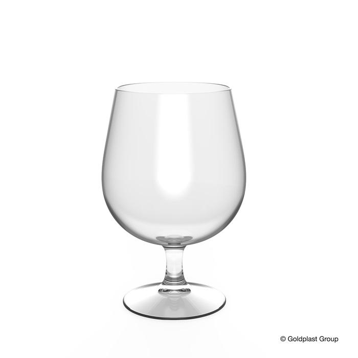 Ölglas i tritan/plast
