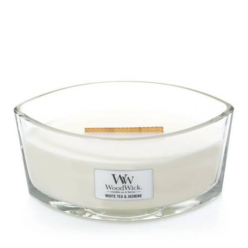Woodwick White tea Elipse