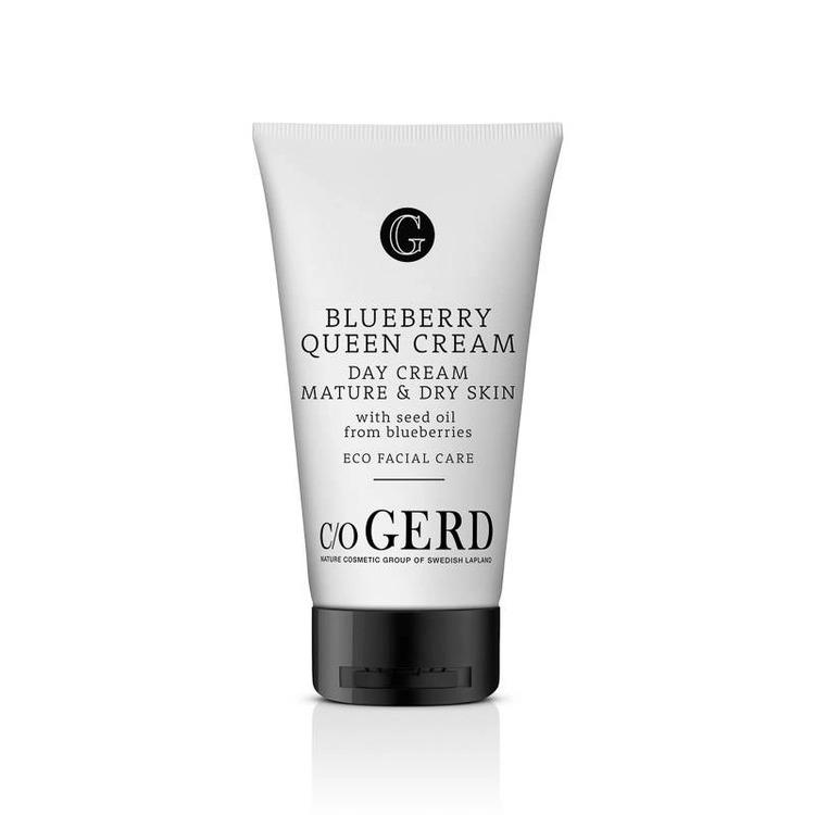 c/o Gerd dagkräm Blueberry för torroch mogen hud