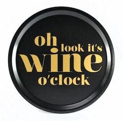"Bricka "" Oh look it`s wine..."" Mellow Design"