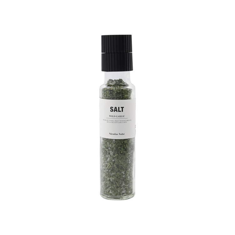 "Nicolas Vahè saltkvarn ""Wild Garlic"""