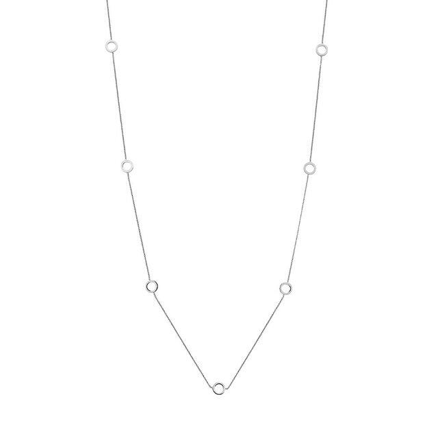 Edblad halsband circle mini stål