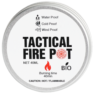 Tactical Fire Pot 40 ml
