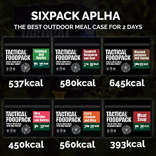 Tactical Six Pack Alpha