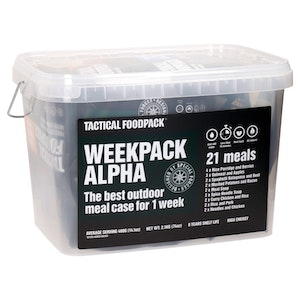 Week Pack Alpha