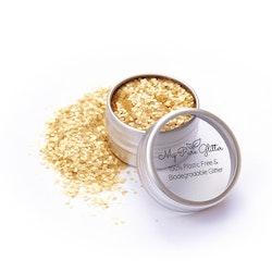 MyPureGlitter Sunny Gold Bio-Glitter® (Super Chunky)