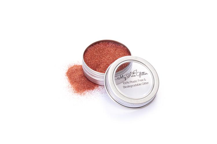 MyPureGlitter Ruby Red Bio-Glitter® (Standard)