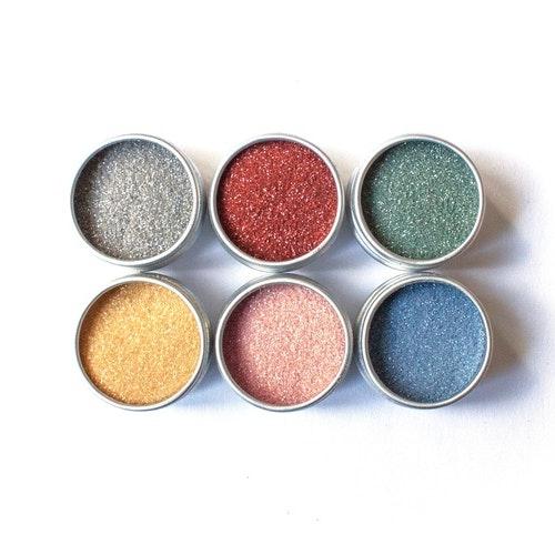 MyPureGlitter ALL COLORS (6 x 3,5g) Bio-Glitter® (Standard)