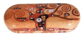Glasögonfodral, Livsträd, Gustav Klimt