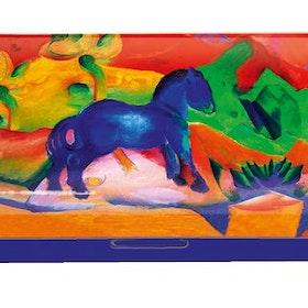 Glasögonetui, Blå häst, Franz Marc,