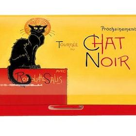Glasögonetui Chat Noir, Steinlen