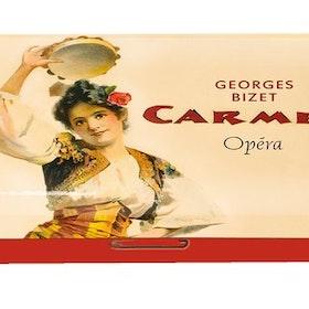 Glasögonetui, Carmen, Opera