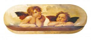 Glasögonfodral, Änglar, Raphael.
