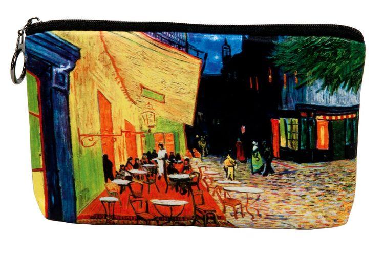 Necessär, Nattcafé, Vincent van Gogh