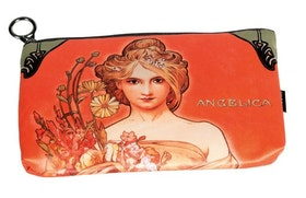 Necessär, Angelica, Art Nouveau