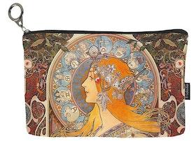 Necessär, Zodiak, Art Nouveau