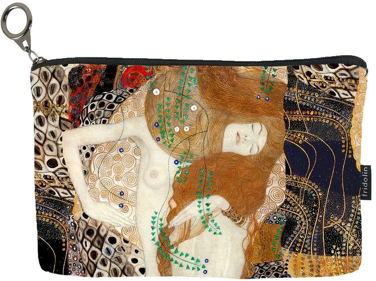 Necessär, Wasserschlangen I, Gustav Klimt