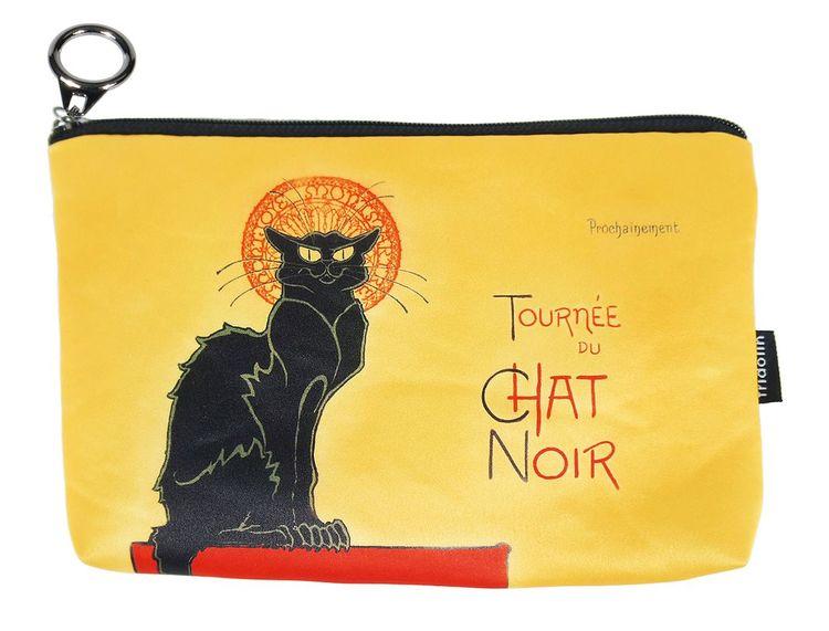 Necessär, Chat Noir, Steinlen