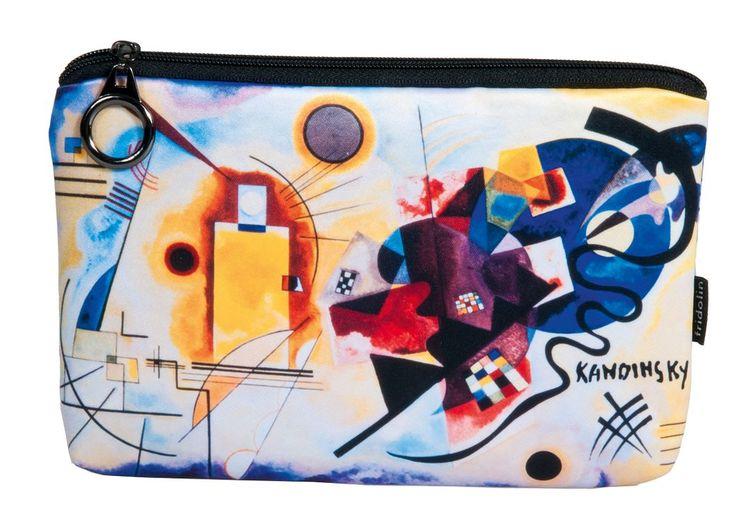 Necessär, Gul-röd-blå, Vasilij Kandinsky