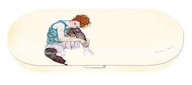 Glasögonfodral, Edith, Egon Schiele