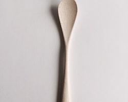 Ekologisk creamfärgad bambusked från danska NORDAL